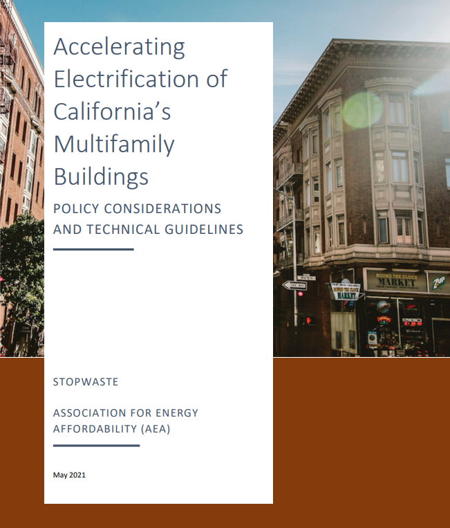 Accelerating Electrification Report