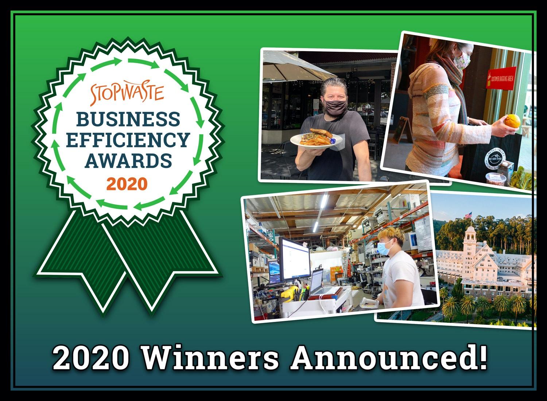 Business Efficiency Awards 2020