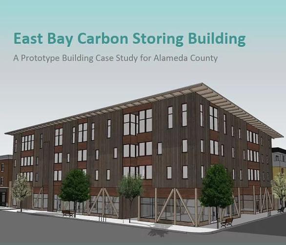 Carbon Storing Building