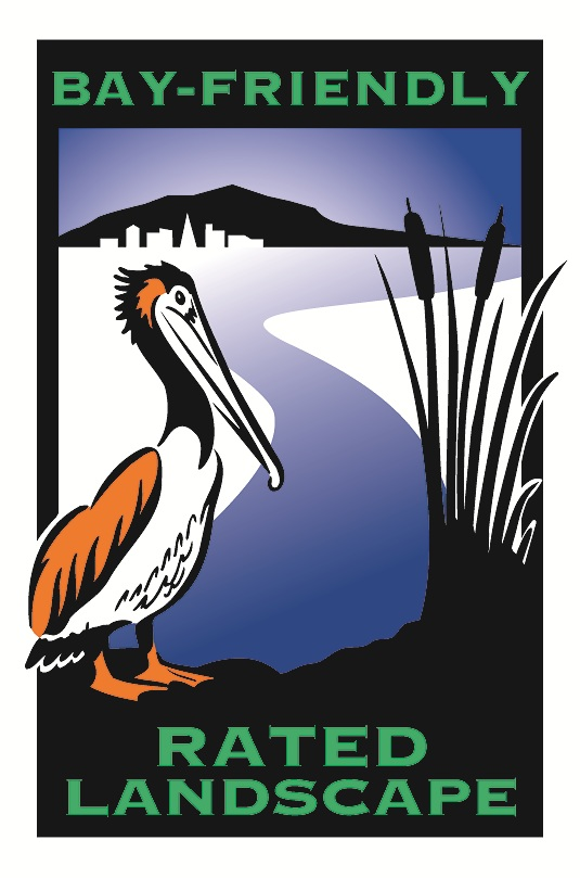 Bay-Friendly Rated Landscape logo