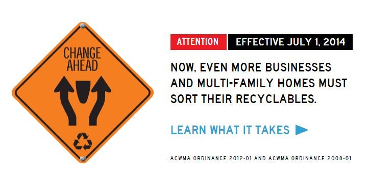 Recycling Rules AC
