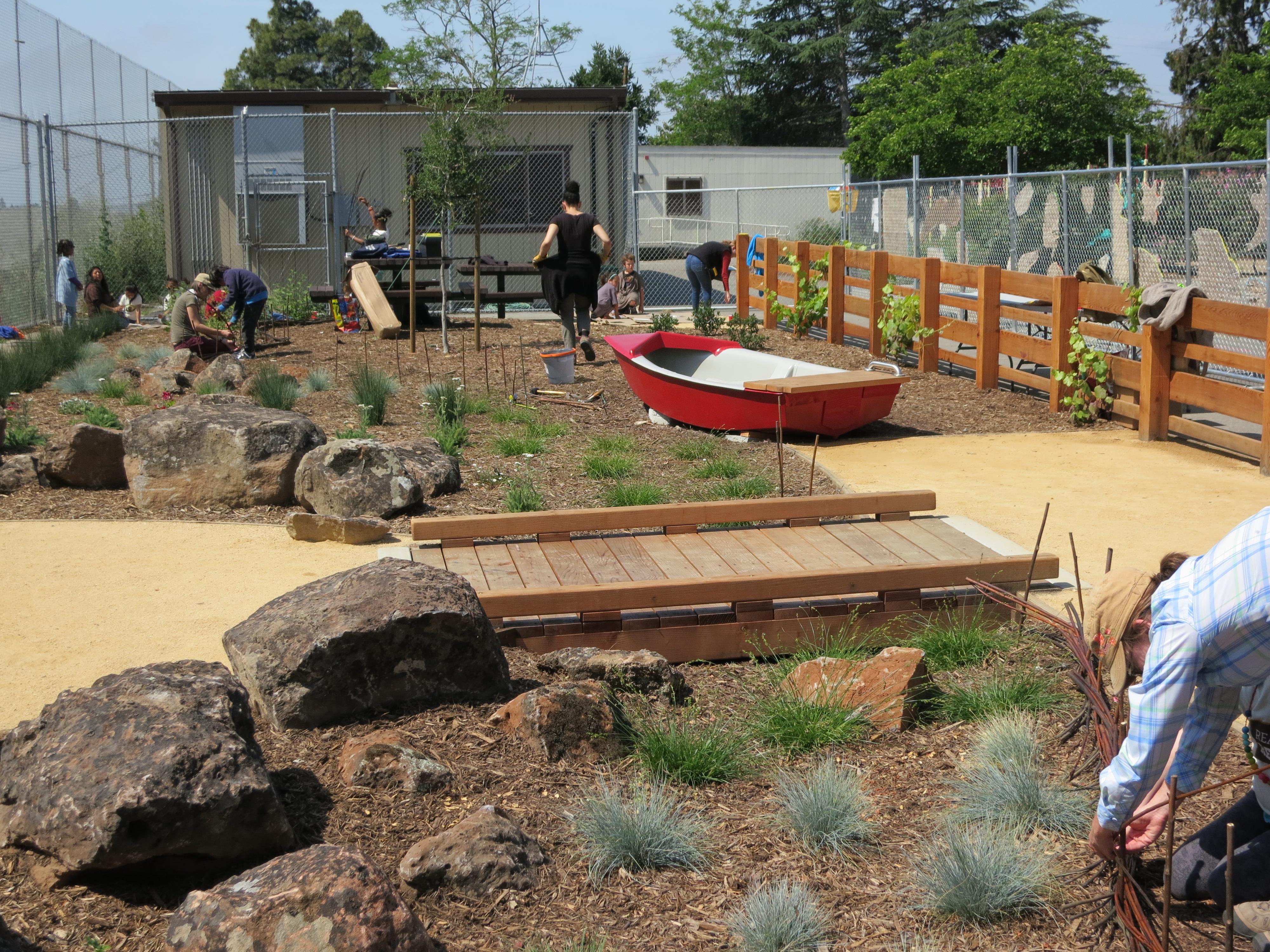 Bay-Friendly School Yard
