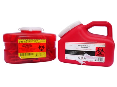 Sharps Containers | StopWaste - Home, Work, School