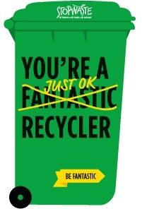 Be Fantastic Container