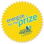 Energize for the Prize button