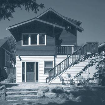 Ettlinger green home remodel, Oakland