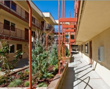 Fairmount Apartments, Oakland