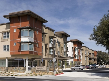 Cottonwood Place, a Bay-Friendly Rated Landscape in Fremont, CA