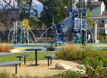 Doyle Hollis Park, a Bay-Friendly Rated Landscape