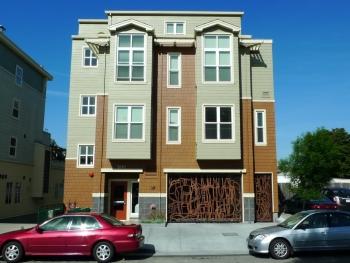 Harmon Gardens apartments, Berkeley