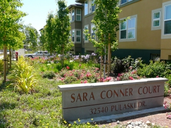 Sara Conner Court Apartments in Hayward, CA