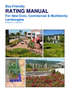Bay-Friendly Rating Manual cover