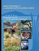 Bay-Friendly Landscape Guidelines cover