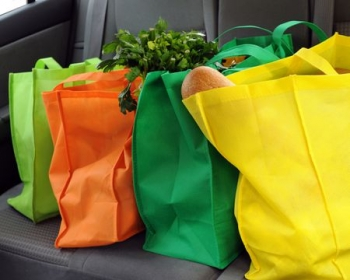 Reusable bags under COVID