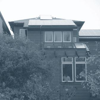 Parrott-Beatty green home remodel, Oakland, CA