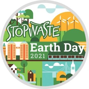 Earth Day 2021 Stopwaste Home Work School