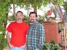 Grant Minix and Michael Geltz