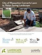 Pleasanton Landscape Success Story cover image